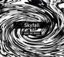 ONE OK ROCK Japan Tour 2017 Ambitions Official Limited CD SKYFALL