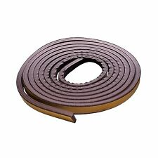 NEW M-D Building Products 2550 All-Climate Edam Weatherstrip 17 Feet Brown