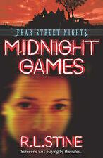 Midnight Games (Fear Street Nights), R. L. Stine, New Book