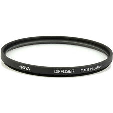 Hoya 77mm Diffuser Soft Focus Effect Glass Filter