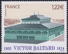 2005 FRANCE N°3824** Victor Baltard, architecte, architecture, FRANCE 2005 MNH