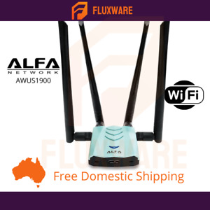 Alfa AC1900 Long Range Wireless USB Adapter 1900mbps -  AWUS1900