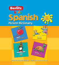 Spanish kids picture dictionary by Berlitz 9789812463913 NEW CONDITION