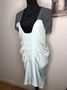 Blessed Are The Meek Stunning Occasion Party Dress Size 10