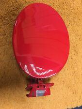 Used 2007 Mazda 2 Fuel Filler Cap Door Non Metallic Red