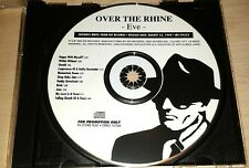 Eve by Over The Rhine (PROMO CD, 1994, IRS) Disc only mint condition