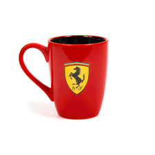 Scuderia Ferrari Formula 1 Authentic  Red Scudetto Mug