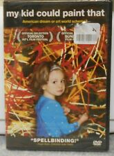 My Kid Could Paint That (DVD, 2008) BRAND NEW