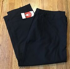 Chef Works Men's Black Classic Baggy Chef Pants Nwt 3Xl Gift