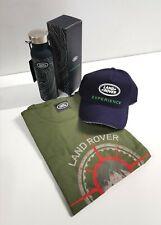 Genuine Land Rover Regalo Paquete 2-T-Shirt/Gorra/Botella De Agua-Paquete de Regalo