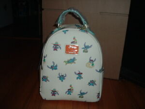 LOUNGEFLY DISNEY STITCH OUTFITS MINI BACKPACK~ WITH TAGS~ BRAND NEW~