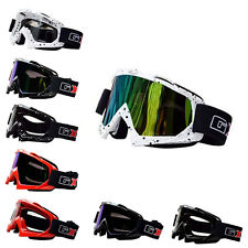 Off-Road Motocross Racing ATV Dirt Bike Motorcycle Goggles Eyewear Lens Ski