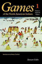 Games of the North American Indians-ExLibrary