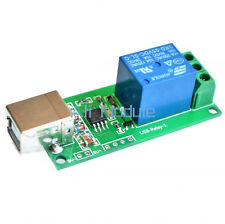 5V USB Relay 1 Channel Programmable Computer Control For Smart Home Module