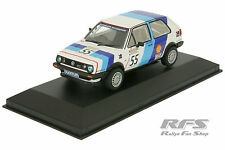 VW Golf II GTI 16V British Touring Car Championship BTCC 1988 1:43 Vanguards NEU