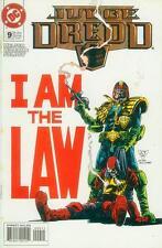 Judge Dredd # 9 (J.H. Williams III) (DC, USA, 1995)