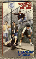 New Kids on the Block - Hangin Tough (VHS, 1989) CBS Donnie Wahlberg Rad 80's