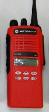 BEST MOTOROLA HT1250 UHF 450-512 Mhz on eBay ! 255ch !!!  RED* radio only