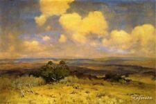 """Julian Onderdonk Sunlight and Shadow Oil Painting repro 24""""x36"""""""