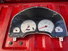 03 04 Saturn L mph speedometer 22704217