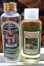 Anointing Oil TEMPLE JASMINE Pure oil+Holy Water 100 ml,3.38 oz EXCLUSIVE !!!