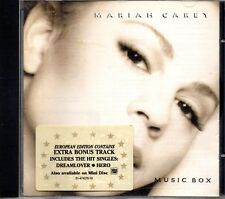 Mariah Carey – Music Box CD 1993
