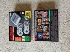 SNES Classic Mini Edition PAL UK EU Euro Brand New Super Nintendo US Seller