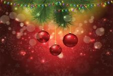 Christmas Decoration Toy Photography Backgrounds 8x6' Studio Photo Backdrops