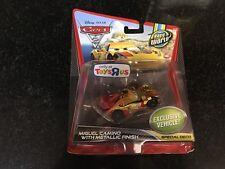 Disney Pixar Movie Cars 2 Toys R Us Exclusive Miguel Camino Metallic Finish Die
