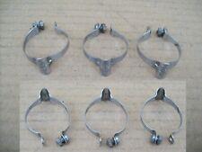 3 colliers SIMPLEX chromés