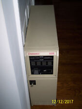 RARE Vintage  Cromemco System 400 mainframe Computer  WORKING  1 of a kind