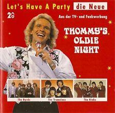 Thommy's Oldie Night-Die Neue (1993) Mamas & Papas, Byrds, Beach Boys, .. [2 CD]
