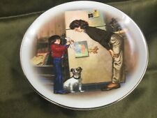 Avon Special Memories Small Plate Porcelain With 22k Trim See Pics