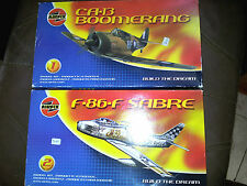 Airfix CA-13 Boomerang & F-86-F Sabre Double Pack 1/72