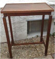 Antiker Beistelltisch Ablagetisch Schreibtisch Pult Schreibpult um 1930 H:78,5cm