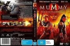 MUMMY Tomb Of The Dragon Emperor: Brendan Fraser DVDNEW