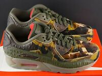 Nike Air Max 90 Croc Camo Men's Trainers Limited & Rare