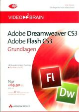Video 2 Brain Adobe Dreamweaver cs3 & Adobe Flash cs3 bases
