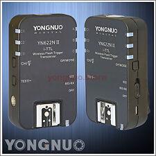 Yongnuo Wireless Flash Trigger YN-622N II TTL for Nikon D7300 D7200 D7100 D7000