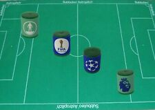 Various Competition Ball Plinths for Subbuteo/Zeugo Stadium (Balls not included)