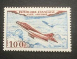 FRANCE 1954 AIR SG1194 MH