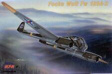 MPM Focke-Wulf Fw.189A-2 1:72 Model Kit New & Sealed