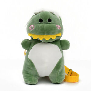 Dinosaur Doll Bag Kid Cross-body Bag Boy Girl Cute Cartoon Messenger Bag Gift