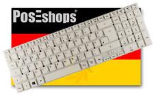 Orig. QWERTZ Tastatur Acer  Aspire 5755 5755G 5830 5830G Serie DE Weiss NEU