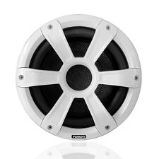"""Fusion SG-SL10SPW , 10"""" 450 WATT Sports White Marine Subwoofer With LED's"""