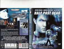 Half Past Dead-2002-Steven Seagal-Movie-DVD