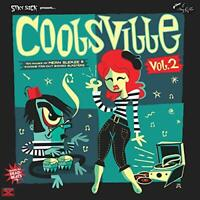 COOLSVILLE VOL 2 - VARIOUS ARTISTS