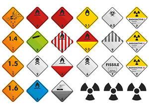 Complete Set 1:3 2 Sticker Warnings Schuco Truck Decal - RC Sticker 088