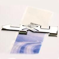 1 OEM 4 X 4 Door Emblem Badge 4x4 Nameplate 3D GM Silverado Sierra Y Chrome