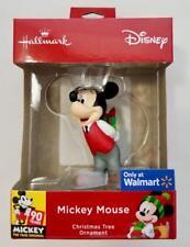 2018 Hallmark Disney 90th Anniversary Mickey Mouse EXCLUSIVE Red Box Ornament